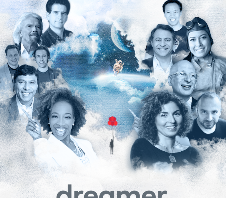 "Big Dreamers, Innovators and World Changers Unite for the Global Documentary Premiere of ""Dreamer"""